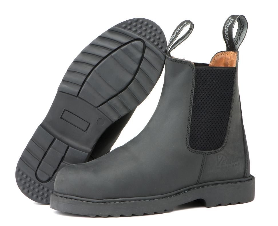 Jodphurs Protective Steel Toe Cap