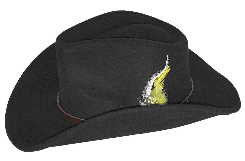 Felt Western Hat