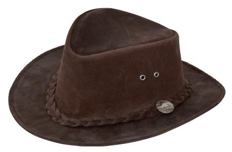 Australian Leather Hat
