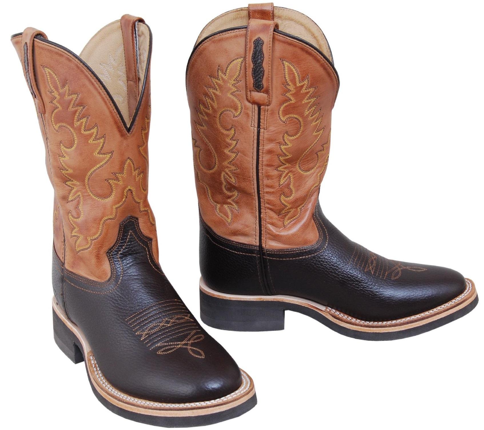 Team Roper Boots