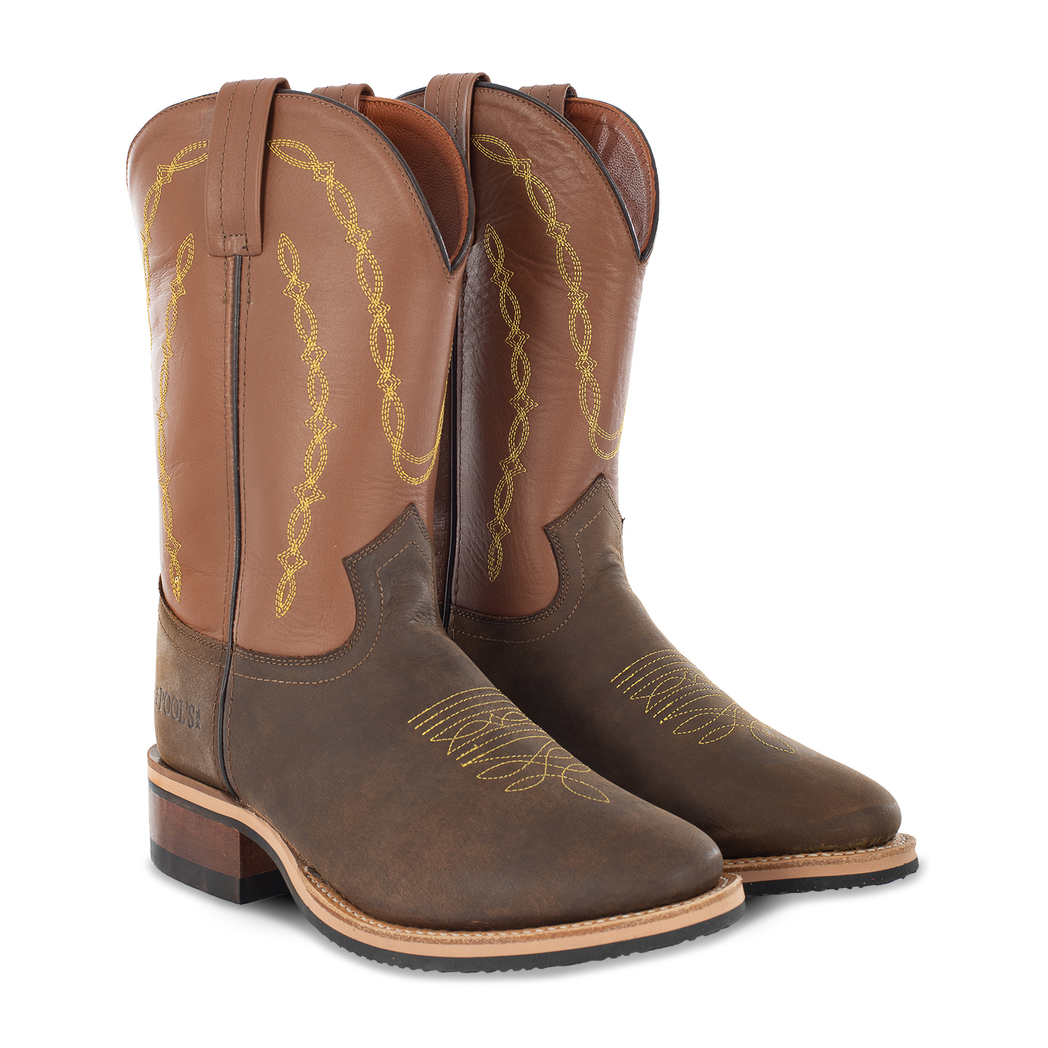 Western Boots from Pools