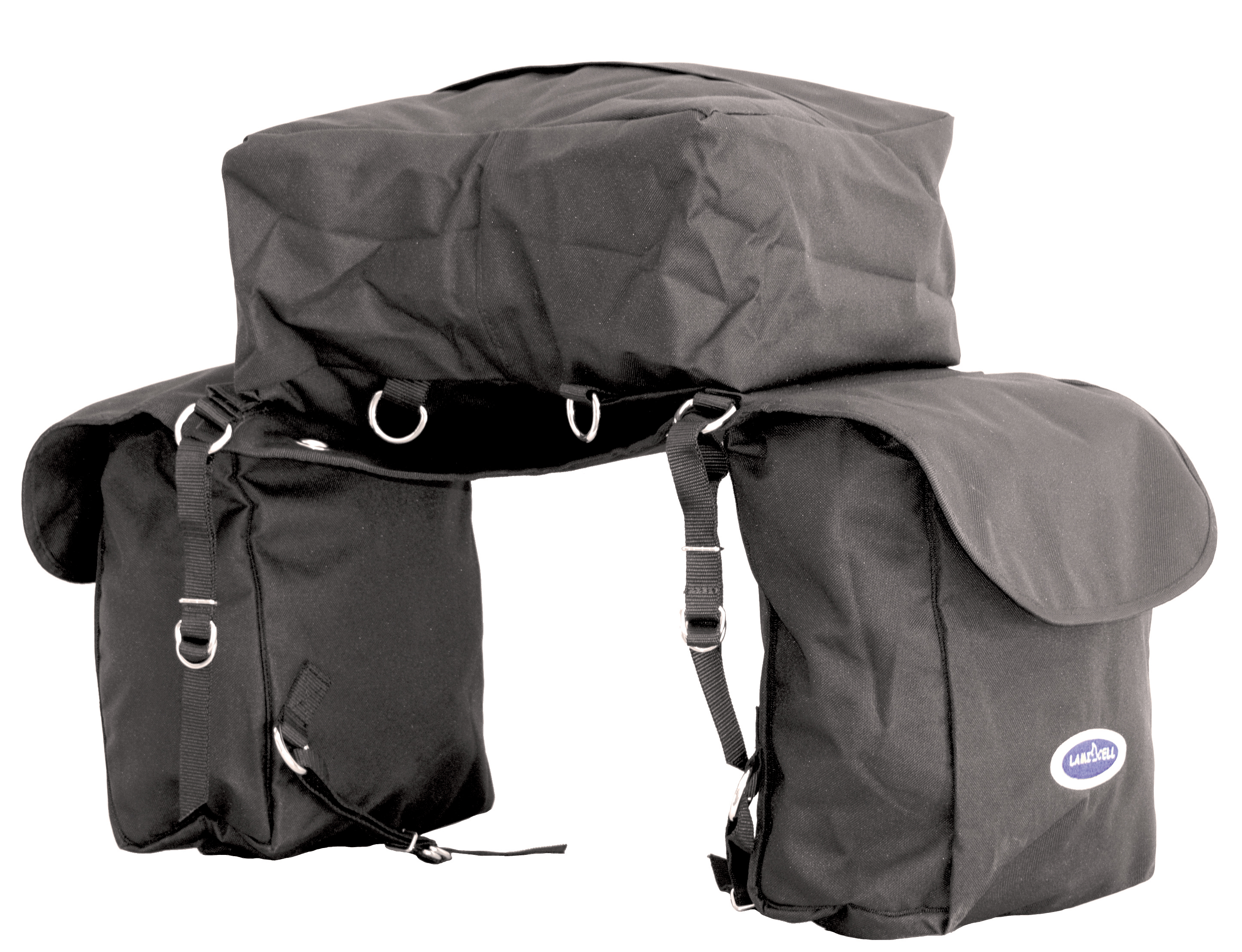 Saddle Bag Rear Lami-Cell