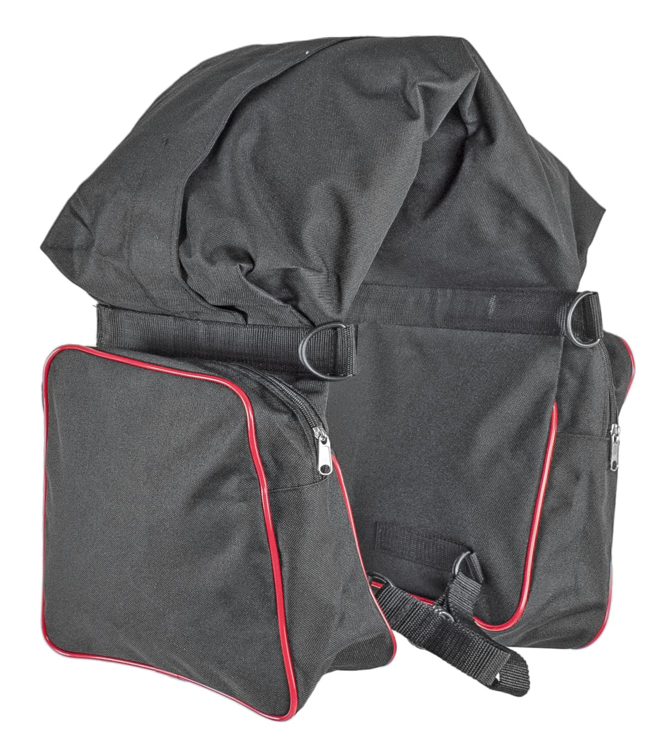 Saddle Bag Rear