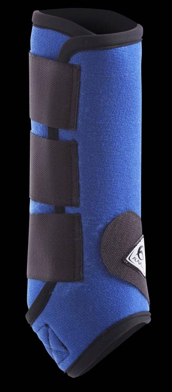 Acavallo Respira Newprene Front Boots Blå Small