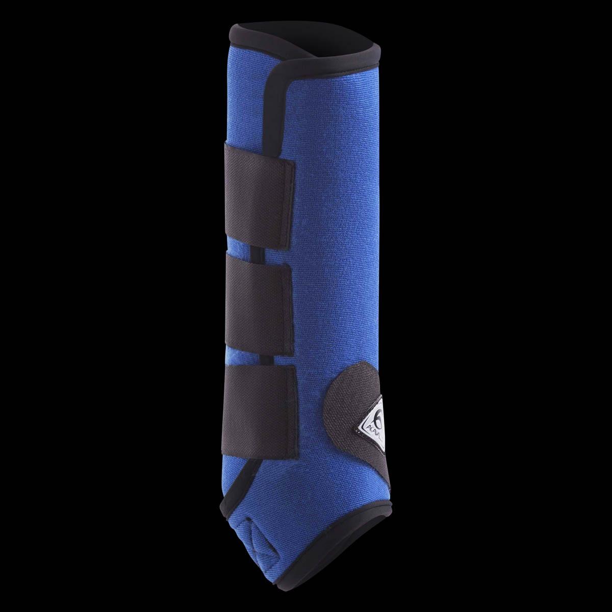 Acavallo Respira Newprene Rear Boots Small Blå