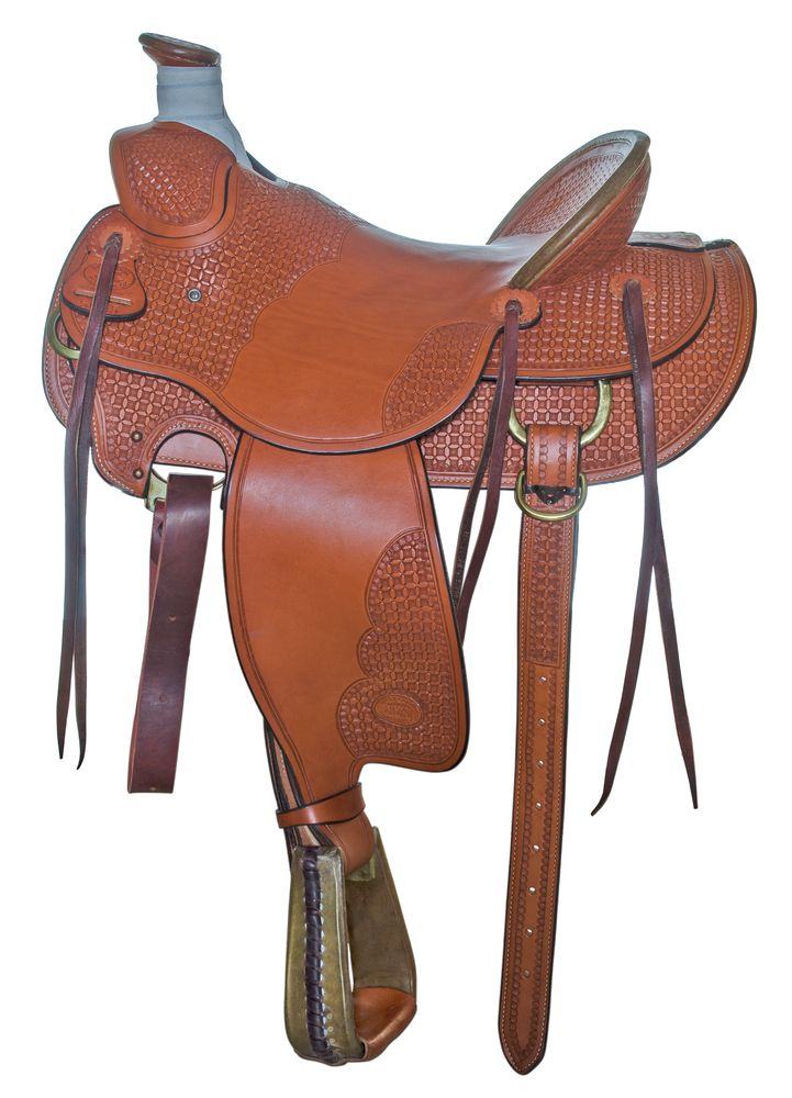 Wade Classic Billy Cook Naturläder 15,5