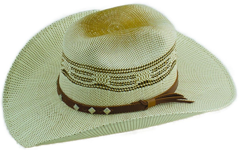 Bangora Ivory Camel Western Hat