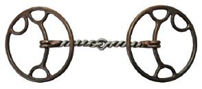 Twisted Wire Bit Antique Metalab
