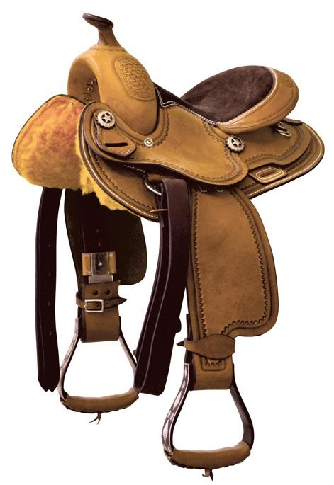 Denver Pony Saddle