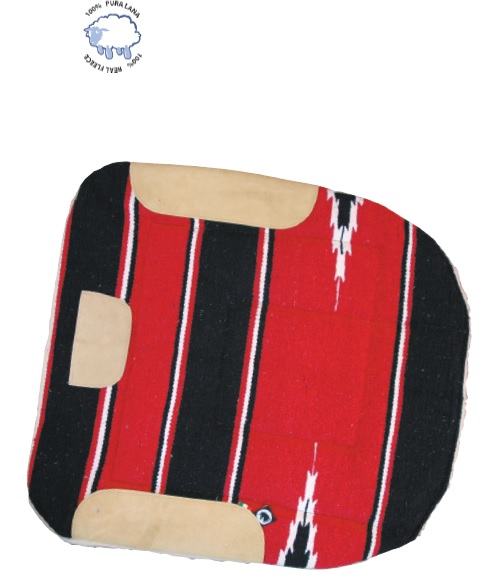 Barrel Saddlepad