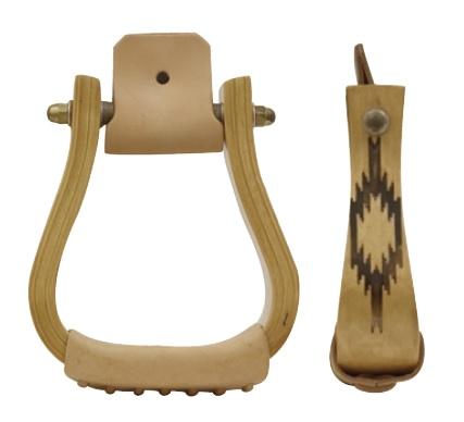 Wooden Stirrups Metalab