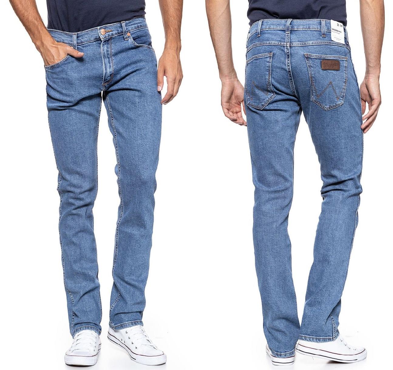Jeans Wrangler Greensboro Stretch