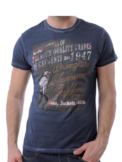 T Shirt Wrangler