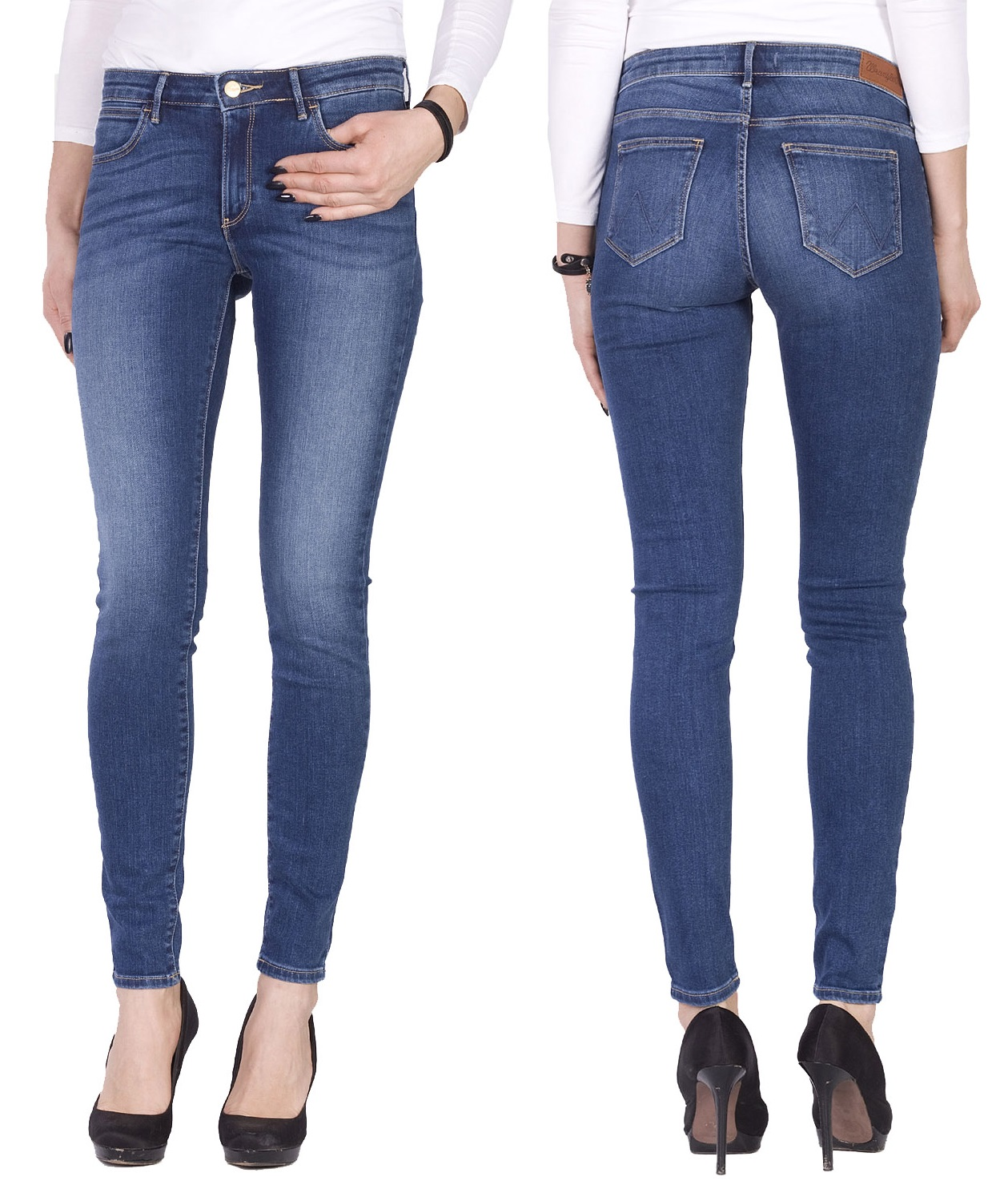 Jeans Wrangler Donna  24 32